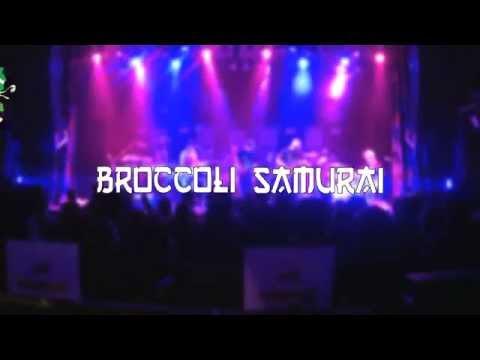Broccoli Samurai - Summer Tour 2015