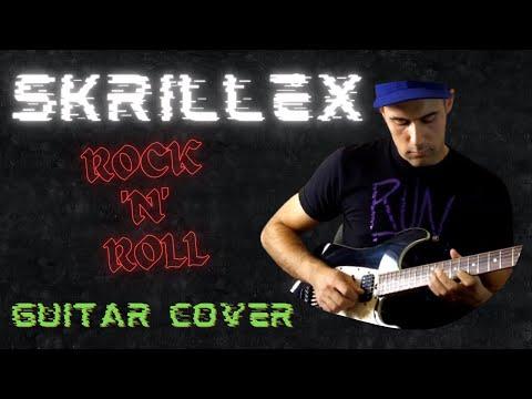 John DeMena - Rock N' Roll [SKRILLEX Guitar Cover]