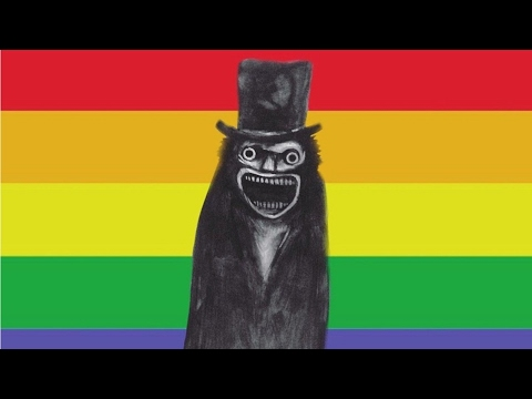 The Babadook is an Unlikely Gay Icon For Pride Month