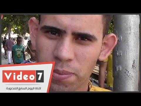 اليوم السابع : بالفيديو.. مواطن للحكومة: «ياريت تهتموا بالمعاقين شوية وتشغلوهم ضمن الـ5 %»