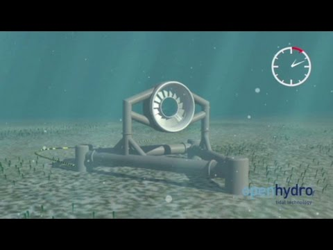 Renewable tidal energy's reality check