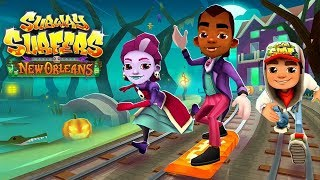 Subway Surfers New Orleans Android Gameplay #1
