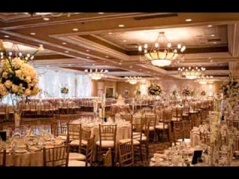 Diy Wedding Hall Decorations
