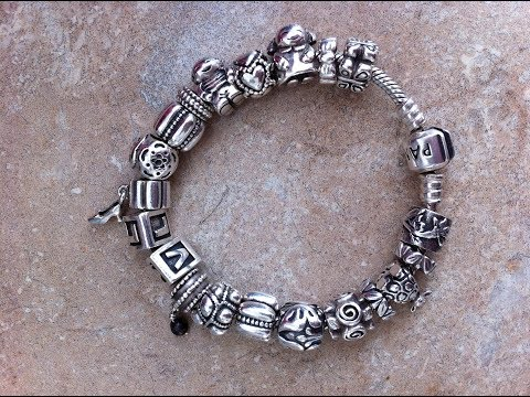 WHY YOUR PANDORA CHARMS AND STERLING SILVER TARNISHES AND TURNS COLORS! HOW TO KEEP IT TARNISH FREE