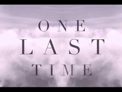 Ariana Grande - One Last Time (Male Version)