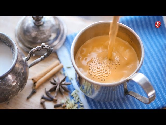 印度奶茶 Indian Tea / Masala Chai