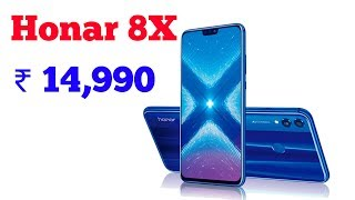 Honar 8X First Look & My Opinion Specification Overview🔥 Launching In India at 14,999 Rupees
