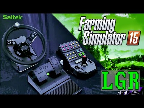 LGR - Saitek Farming Simulator Controller Review