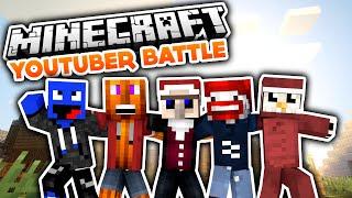 Die KRASSESTE BEDWARS Runde EVER! - Minecraft YouTuber Battle (Deutsch/German)