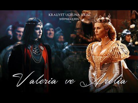 Kraliyet Uğruna Serisi - Valeria & Doriax & Arelia