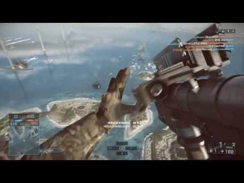 Battlefield 4 Trollando o Admin EP1 (1min sem audio)