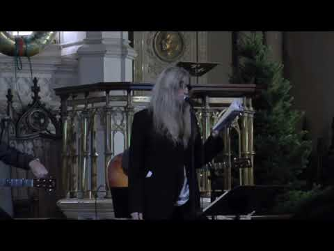 Remembering Sam Shepard: St. Ann & the Holy Trinity, Brooklyn, NY December 5,2017
