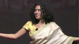 Oser traverser les frontières: Anjuli Pandit at TEDxParis