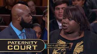 Seeing Two Men At Once! Man Believes Woman Lied (Full Episode)   Paternity Court