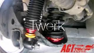 AGT Shock Harame Racing Thailand