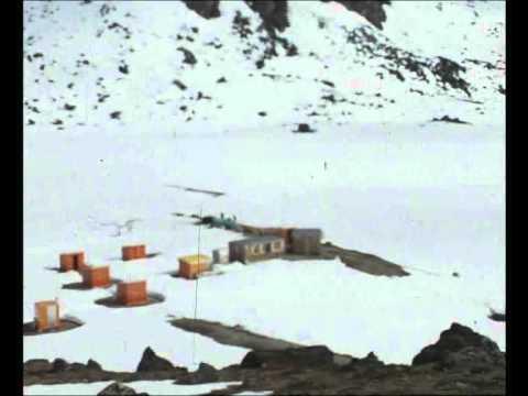 Prospektering i Sydvestgrønland, Kryolitselskabet Øresund 1972 - Info: 10 min. uden lyd