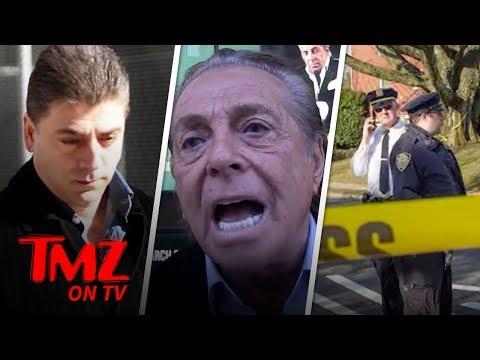 Gianni Russo Has Mob Ties?   TMZ TV