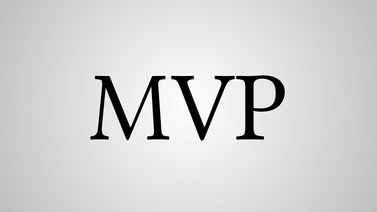 what does mvp stands for