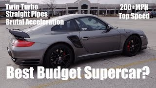 Here's Why a Used Porsche 911 Turbo Is An Excellent Supercar: Vas Reviews Ep. 10