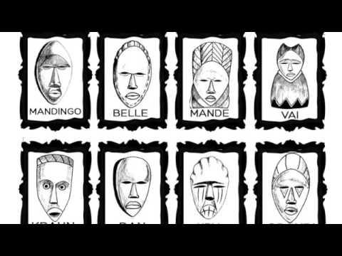 16 Tribes of Liberia Masktape Beta #1
