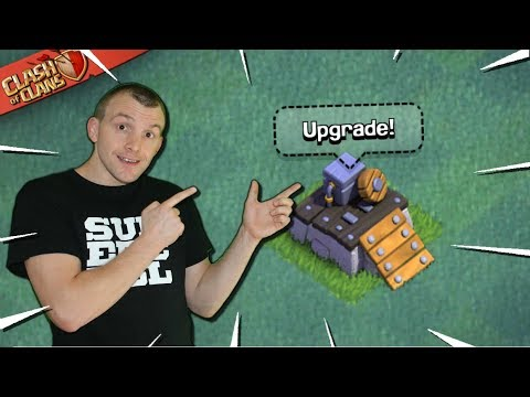 The Journey BEGINS! Unlocking O.T.T.O Bot In Clash Of Clans!