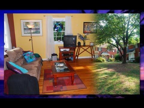 For Rent!  1052 Nichols Dr. Raleigh, NC 27605. Near Cameron Village, Fletcher Park, Glenwood South