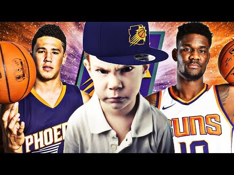 Inside The Mind Of A Delusional Phoenix Suns Fan