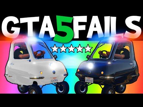 GTA 5 FAILS – EP. 24 (GTA 5 Funny...