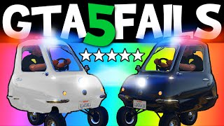 GTA 5 FAILS – EP. 24 (GTA 5 Funny moments compilation online Grand theft Auto V Gameplay)