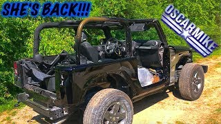 The 2015 Oscar Mike Jeep Is Back!