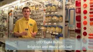 LED lights | Pete's RV Parts Store Spotlight