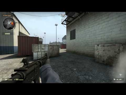 CSGO: Bullet feedback not being clear.