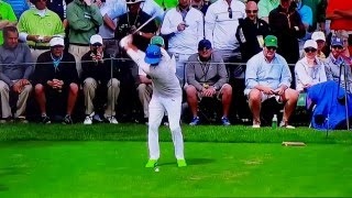 WATCH: Two Hole in Ones, Back to Back - Masters Par 3 2016