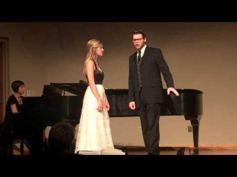 """That's All I Ask of You""  Kelsey Duttlinger, soprano Reid Work, baritone"