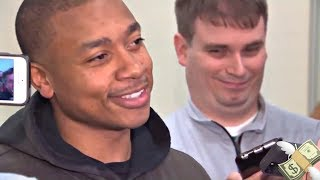 """Isaiah Thomas on Being Traded To The Cavs: """"The CELTICS Are Better Without Me!"""""""