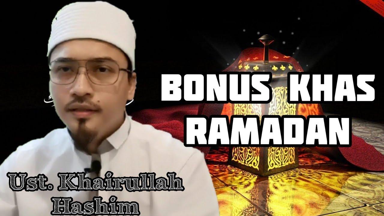 BONUS KHAS Ramadan