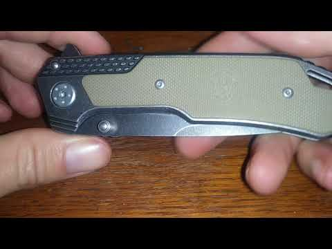 Smith & Wesson sw609 tactical flipper (2nd...