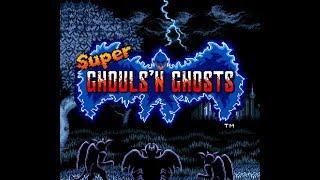 super ghouls ´n ghosts - jogo troll do capiroto!!!é serio isso produção????