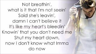 Justin Bieber - Flatline (with Lyrics)