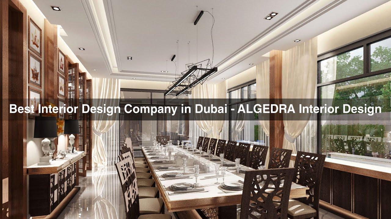 ALGEDRA Interior Design In Dubai