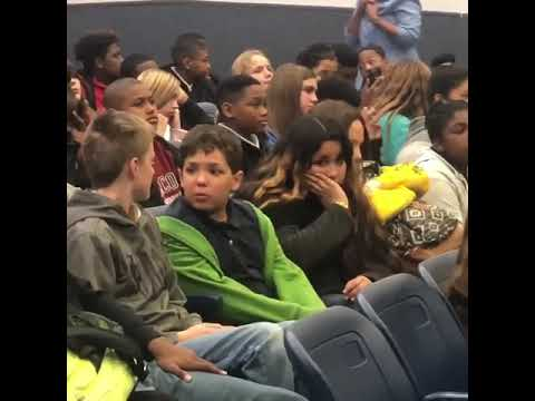 Colleton County Middle School OYOTUNJI 2020 VISION TOUR