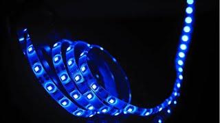 Usb водонепроницаемая светодиодная лента aliexpress.(Купил себе думаю на монетор или в авто прилипить. Светит ярко липучне знаю какая, хорошая или плохая. Когда..., 2016-03-30T16:23:12.000Z)