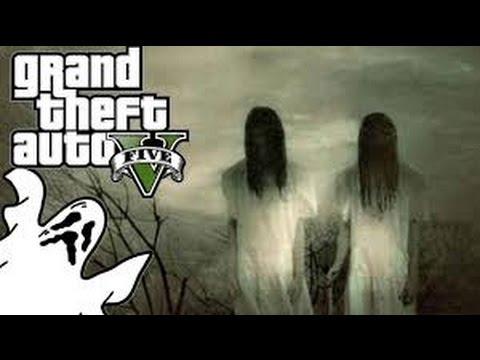 Fantasma En Gta5 La Llorona?  Grand Theft Auto 5 Xbox One En Español 
