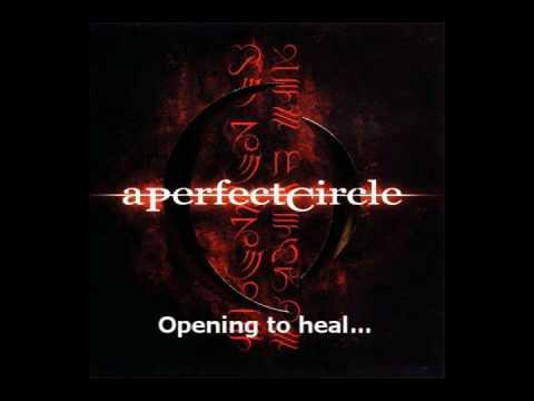 Breña - A Perfect Circle - (With Lyrics)