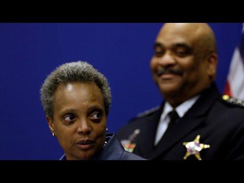 'Disaster-prone' Chicago Mayor justifies 'blatant anti-white racism'