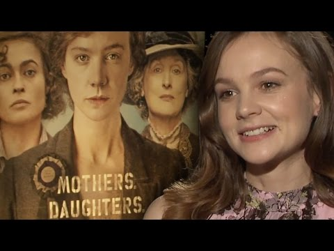 Carey Mulligan Talks Women in Politics, Feminism, & Favorite Mumford & Sons Song in Suffragette