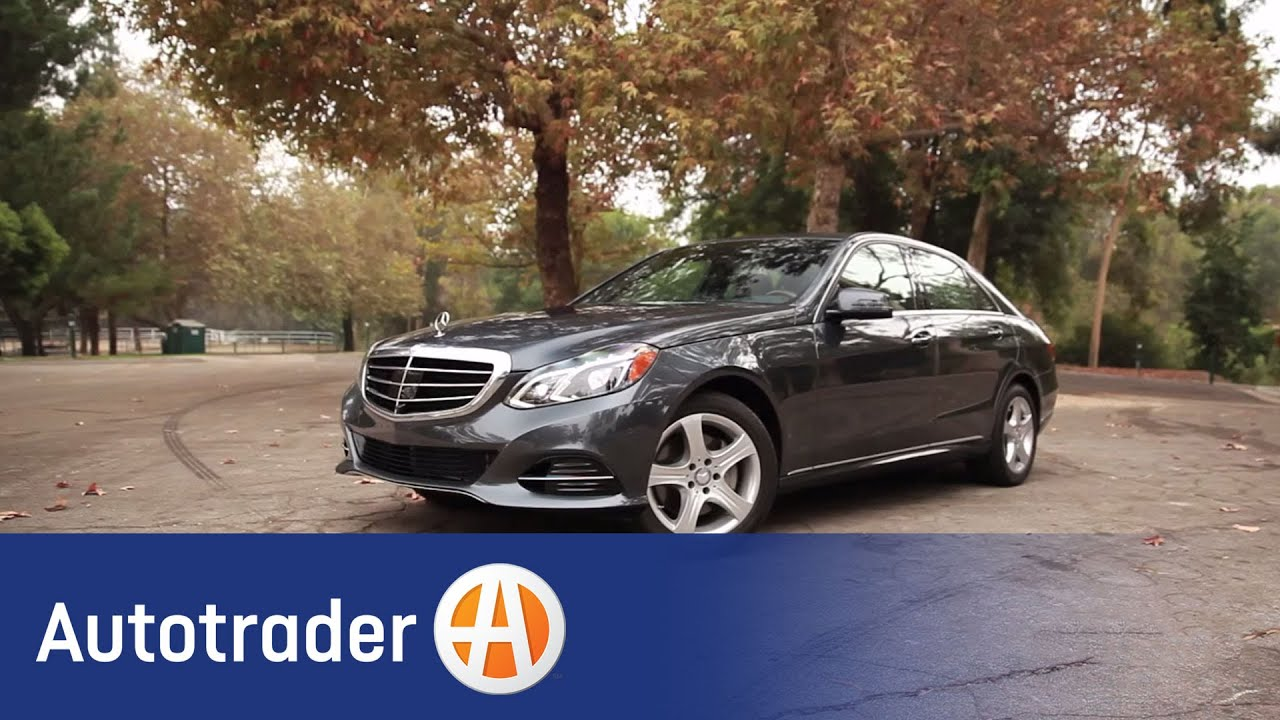 2014 Mercedes E350 Luxury Sedan