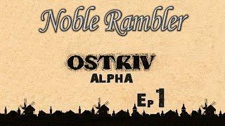 Download Video Ostriv (Alpha) - A Good Start - Ep 1 MP3 3GP MP4