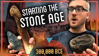 Starting the Stone Age