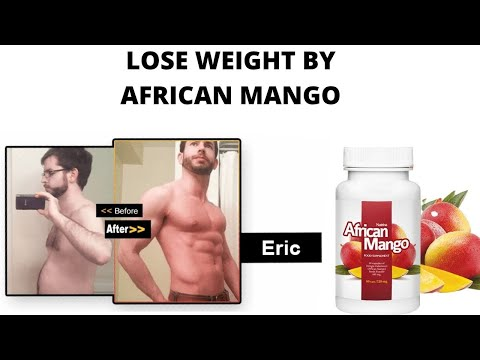 Natural Fat Burner Lose Your Weight By African Mango